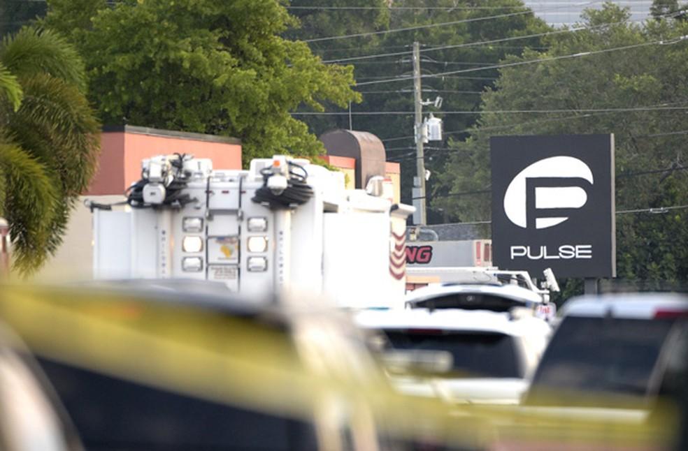 Boate Pulse é conhecida pelas festas e por eventos de ativismo na causa LGBT (Foto: AP Photo/Phelan M. Ebenhack)