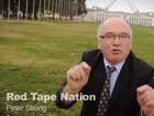 Diretor de conselho de PMEs da Austrália faz rap contra burocracia