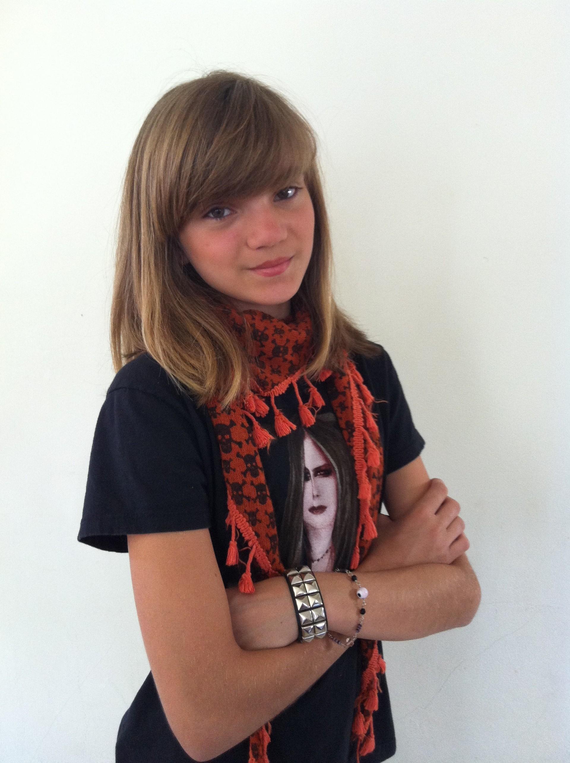 Isadora Faber fala ao Patrola sobre redes sociais e protestos em SC (Foto: Mel Faber/Divulgação)