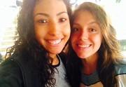 Adna e Rafaela The Voice Brasil (Foto: Arquivo pessoal)