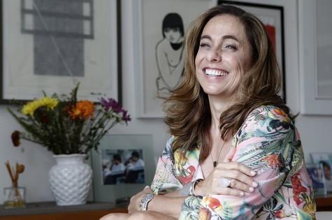 Cissa Guimarães (Foto: Gustavo Stephan)