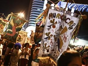 Concentração das Muriçocas acontece na Praça das Muriçocas (Foto: Rafael Passos/Secom-JP)