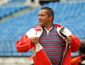 Suélio Lacerda, treinador do Sousa (Foto: Leonardo Silva/Jornal da Paraíba)