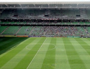 Atlético-MG x Vitória - Arena indepêndencia (Foto: Rafael Araújo)