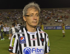 Nelson Lira, presidente do Botafogo-PB (Foto: Amauri Aquino / GloboEsporte.com/pb)