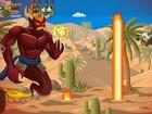 Brasileiro 'Gryphon Knight Epic' sai nesta semana para PS4 e Xbox One