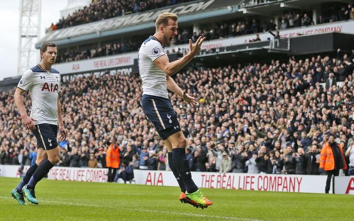 Harry Kane gol Tottenham (Foto: AP)