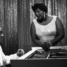 Ella Fitzgerald & Duke Ellington