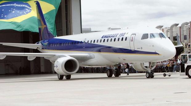 Embraer (Foto: Reprodução/Agência Brasil)
