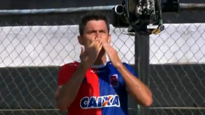 Giancarlo Paraná Clube Operário-PR (Foto: Reprodução/RPCTV)