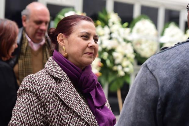Margareth Bianchini, mulher de Goulart (Foto: Leo Franco /EGO)