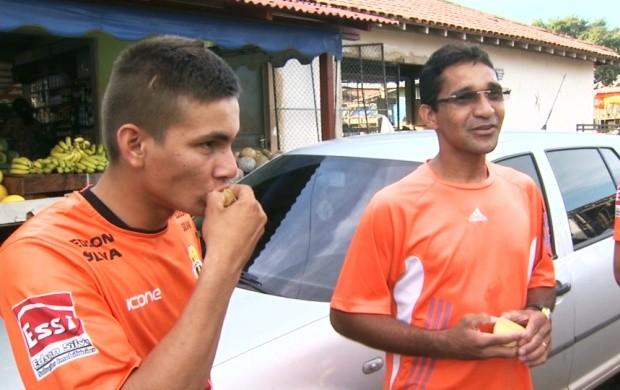 A seleção foi a grande inspiração para o time que foi fundado há nove anos (Foto: Bom Dia Amazônia)