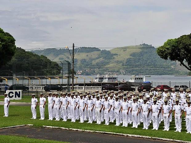 Primeira fase de concurso conta com prova de caráter eliminatório (Foto: Divulgação/Marinha do Brasil)