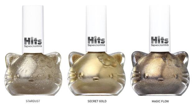 Esmaltes Hello Kitty (Foto: Divulgação / Hello Kitty)