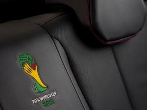 Hyundai HB20 Edição Copa do Mundo Fifa (Foto: Divulgação)