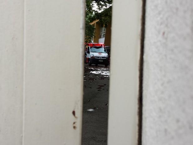 Alunos de escola estadual de Campinas tiveram intoxicação alimentar (Foto: Marcello Carvalho/G1)