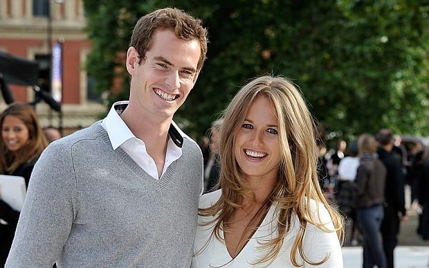 Andy Murray e Kim Sears (Foto: Divulgação)