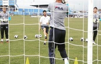 Em boa fase no Avaí, Renan divide méritos com preparador de goleiros