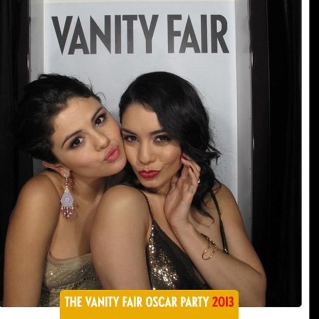 Selena Gomez e Vanessa Hudgens (Foto: Reprodução)