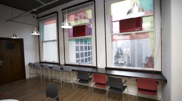 Farol Santander contará com espaço para palestras de empreendedores (Foto: Divulgação)