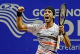 Clezar bate dominicano e vai encarar argentino na final do Challenger Finals
