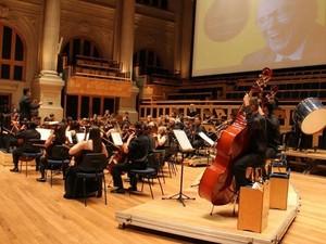 Orquestra Sinfônica de Cordeirópolis faz concerto de natal gratuito (Foto: Secom/PMA)