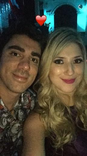 Marcelo Adnet e Dani Calabresa (Foto: reprodução)