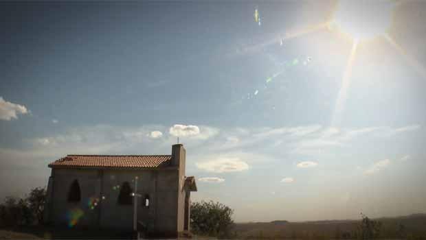 Meu Paraná mostrou as capelas antigas pelos campos paranaenses (Foto: Reprodução/RPC)