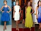 Veja o estilo de Taylor Swift, Sandra Bullock e mais famosas no Festival de Cinema de Toronto