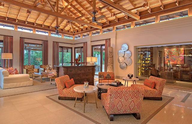 Sala de estar (Foto: Reprodução)