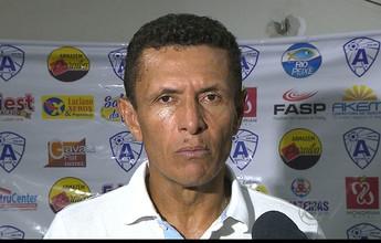 Atlético-PB anuncia saída de Paulo Sales e chegada de Cleidson Ferreira