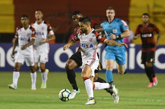 Diego Sport x Flamengo (Foto: Gilvan de Souza/Flamengo)