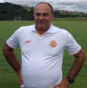 Ruy Scarpino, técnico do Atlético Sorocaba (Foto: Emilio Botta)