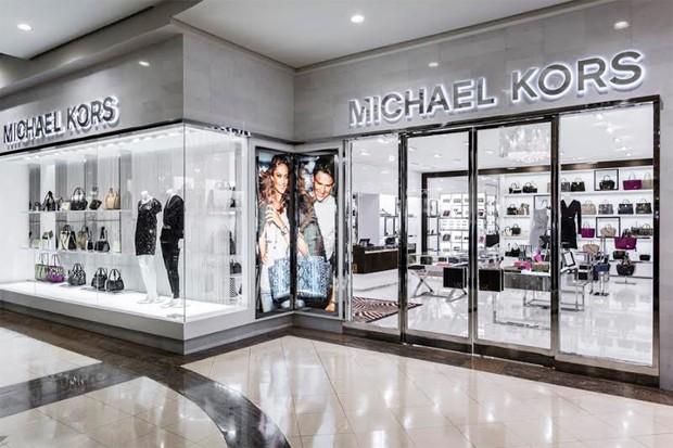 062c168b9cbb2 A loja da Michael Kors no shopping Iguatemi (Foto  Divulgação)
