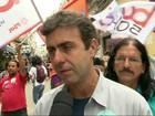 Marcelo Freixo promete melhorias na região da Saara, Centro do Rio