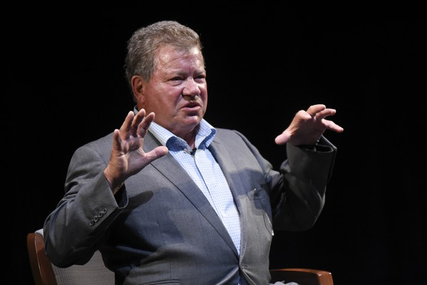 O ator William Shatner (Foto: Getty Images)