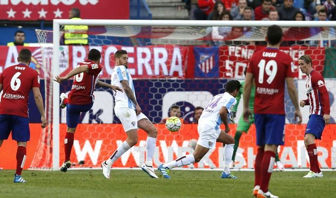 Resultado de imagem para Atlético Madrid x Málaga  2016