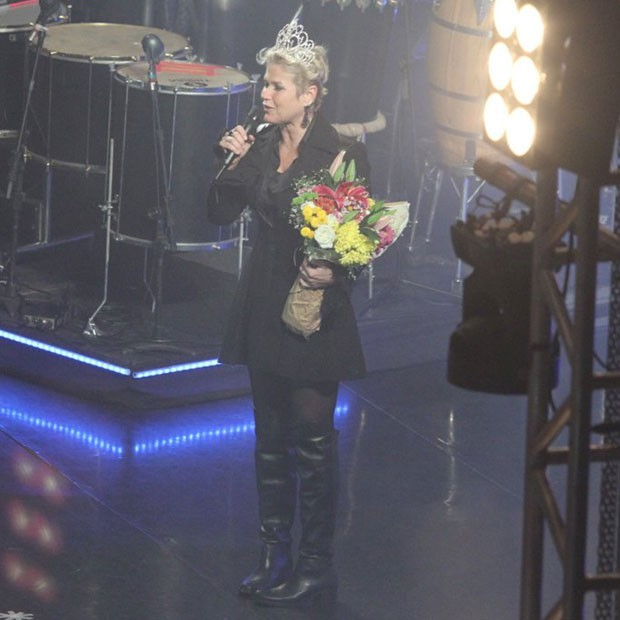 Xuxa (Foto: Thyago Andrade/Brazil News)