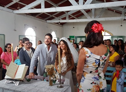 Ritinha e Zeca se casam