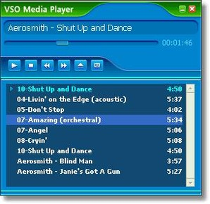 VSO Media Player