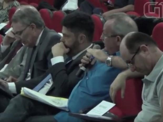 Prefeito de Elias Fausto pede troca de delegado a secretário (Foto: Reprodução/G1)