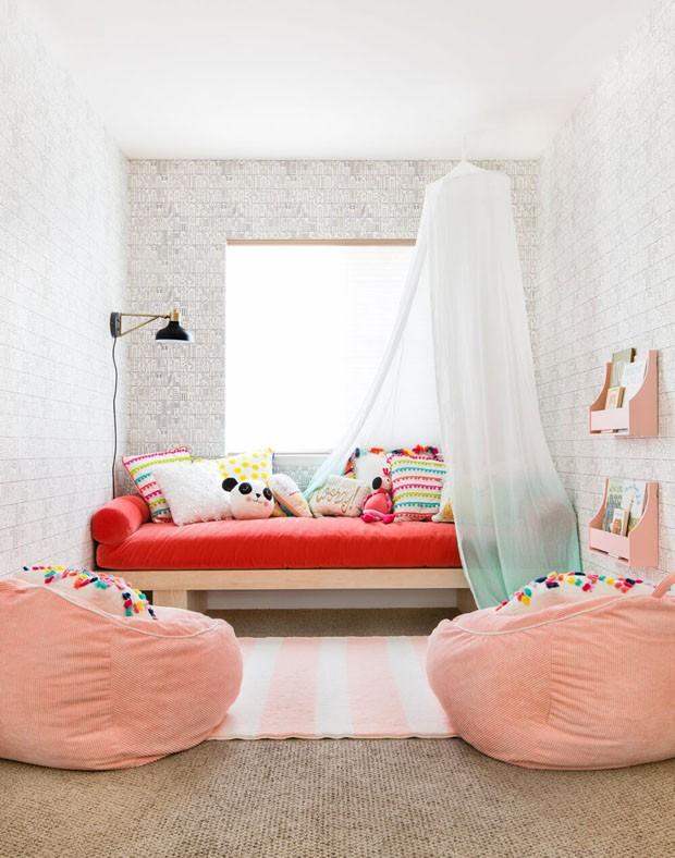 Décor do dia: quarto de menina para brincar (Foto: Reprodução)