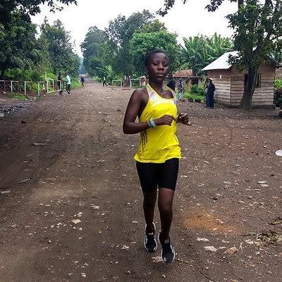 Beatrice Kamuchanga 5000m (Foto: Reprodução)