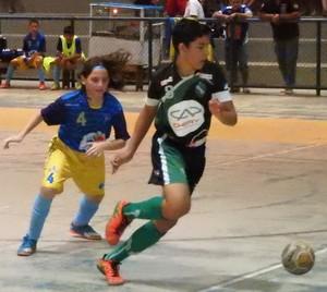 Independente tinha obrigação de vencer para levar decisão para o segundo jogo; não deu (Foto: Imagem/Tércio Neto)