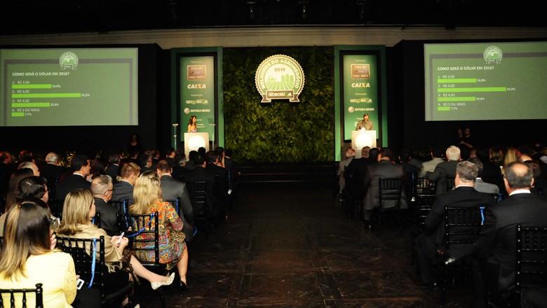 plateia-melhores-do-agronegocio-2015 (Foto: Sylvia Gosztonyi/Ed. Globo)