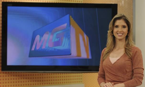 Jornalista Vivian Santos comandará os debates entre concorrentes ao Governo de Minas. (Foto: Eugenio Savio / Globo Minas)
