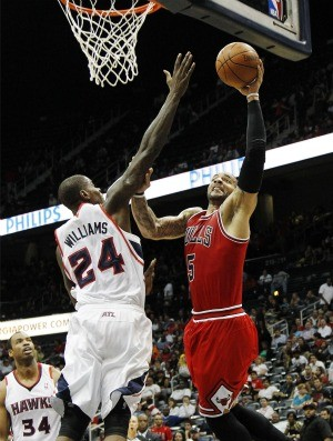 Carlos Boozer, do Chicago Bulls (Foto: AP)