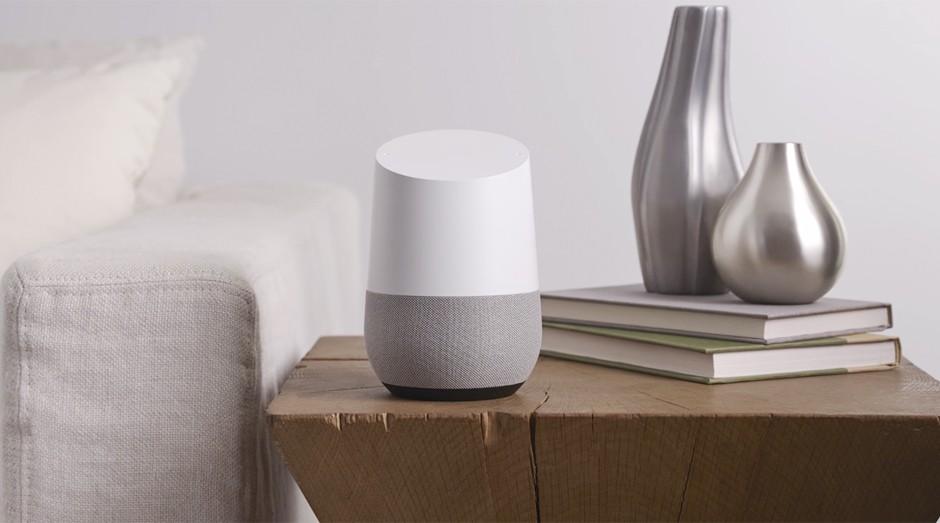 Google Home: equipamento funciona como uma assistente  (Foto: Reprodução)