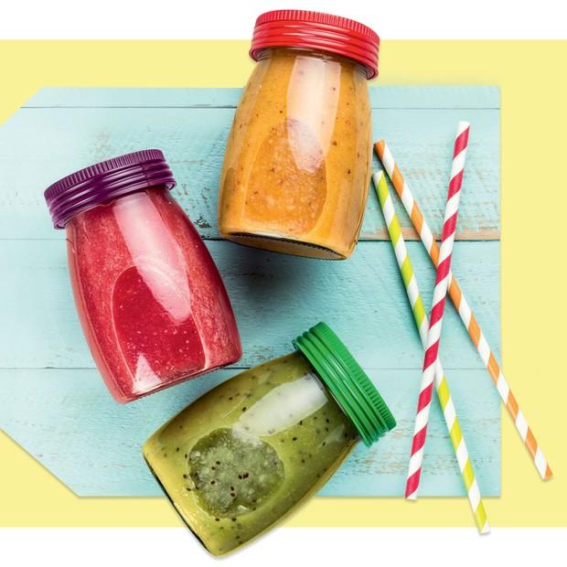 Três receitas de suchás: para o pós-festa, emagrecedor e antioxidante