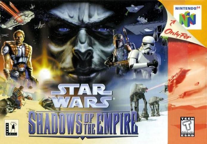 Star Wars: Shadows of the Empire (Foto: Divulgação)